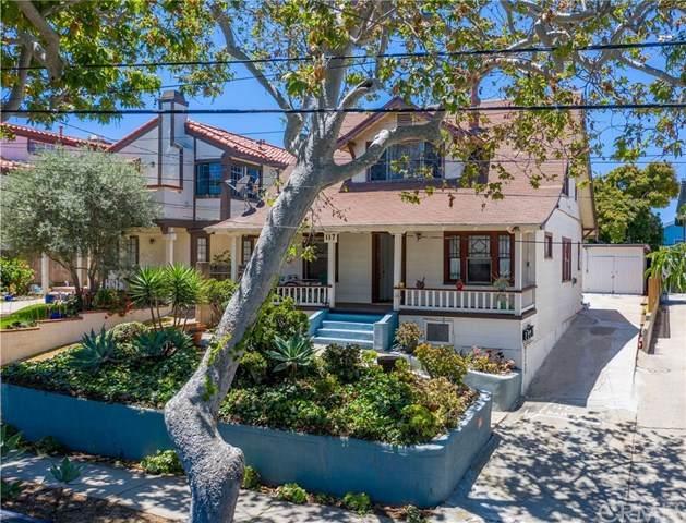 117 S Helberta Avenue, Redondo Beach, CA 90277 (#302533108) :: Compass