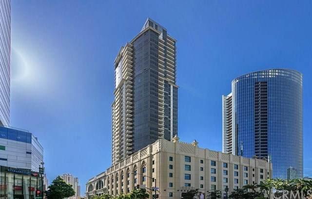700 W E Street #805, San Diego, CA 92101 (#302533738) :: Cay, Carly & Patrick   Keller Williams
