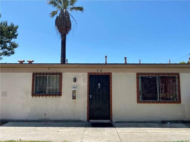 1000 E Bishop Street C2, Santa Ana, CA 92701 (#302534856) :: Compass