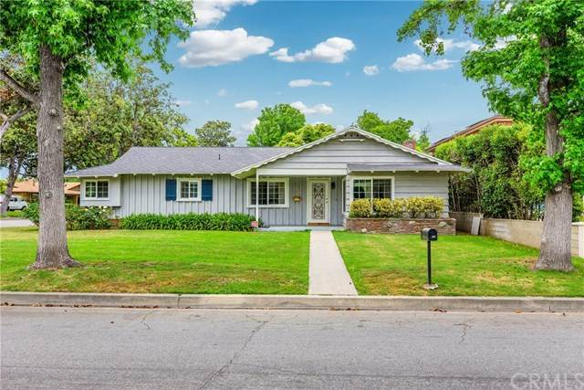 303 E Las Flores Avenue, Arcadia, CA 91006 (#302535708) :: Keller Williams - Triolo Realty Group