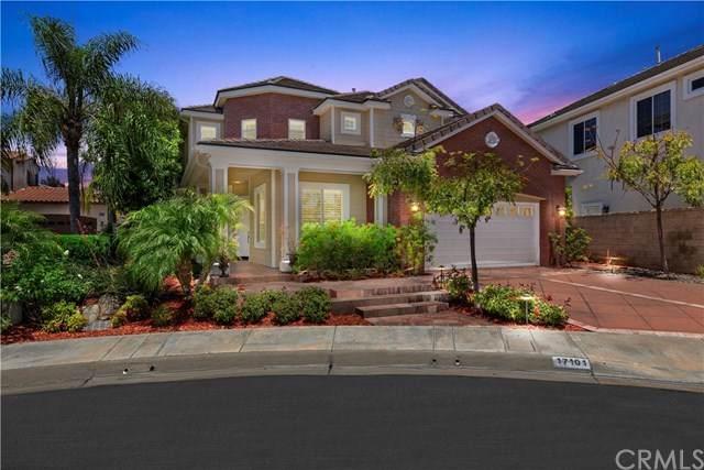 17101 Santa Cruz Court, Yorba Linda, CA 92886 (#302537440) :: Compass