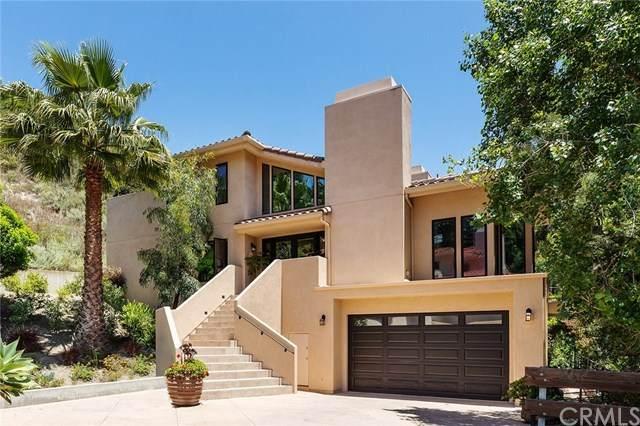 772 Cress Street, Laguna Beach, CA 92651 (#302538820) :: Compass