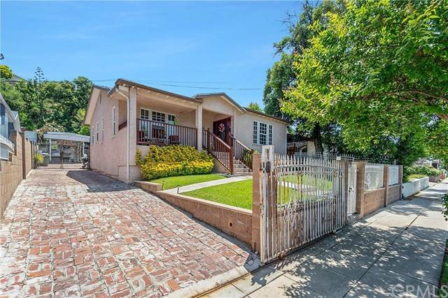 2050 Thomas Street, Los Angeles, CA 90031 (#302539623) :: Whissel Realty