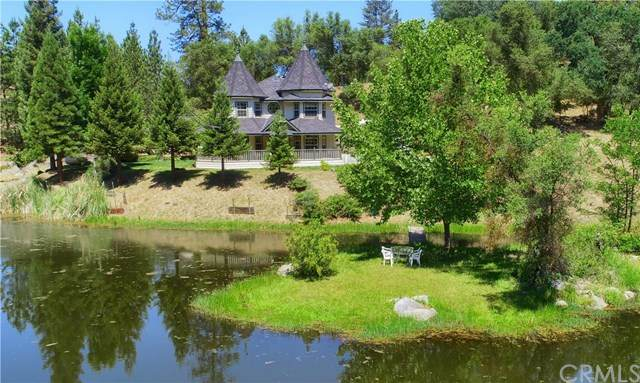 39857 Pierce Lake Drive, Oakhurst, CA 93644 (#302540998) :: COMPASS