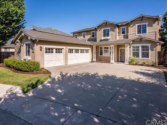 1832 Spooner Drive, San Luis Obispo, CA 93405 (#302541127) :: Compass