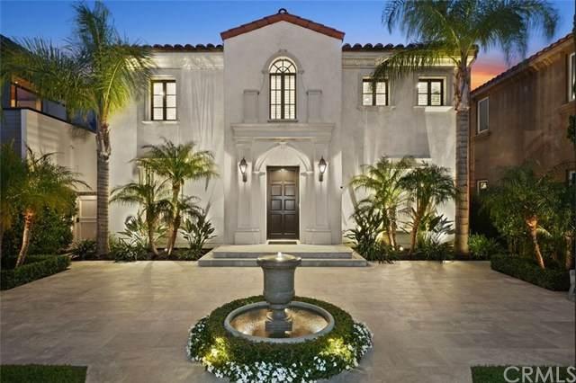 520 Santa Ana Avenue, Newport Beach, CA 92663 (#302541936) :: Compass