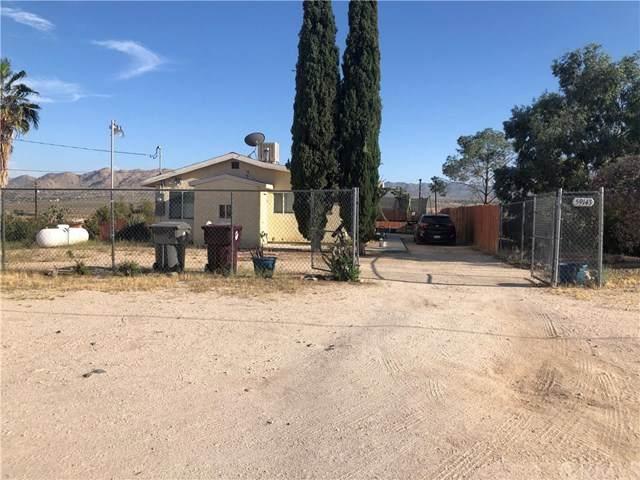 59143 Wilcox Lane, Yucca Valley, CA 92284 (#302542031) :: Keller Williams - Triolo Realty Group