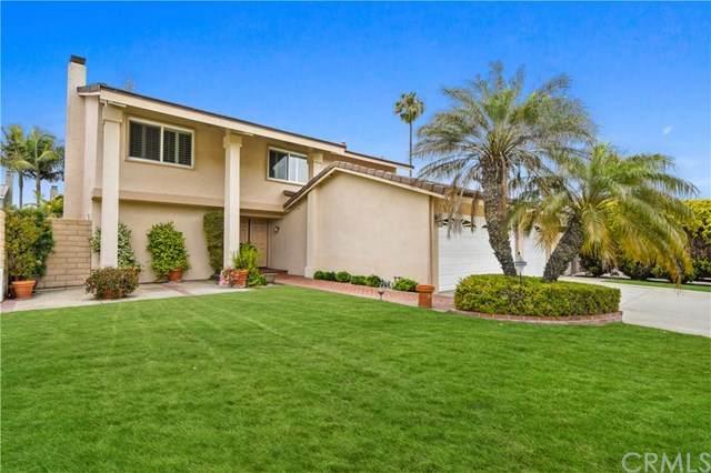 8921 Burlcrest Drive, Huntington Beach, CA 92646 (#302542115) :: Compass
