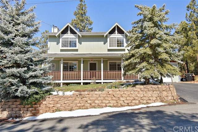 943 Panamint Mountain Drive, Big Bear, CA 92314 (#302542246) :: Dannecker & Associates