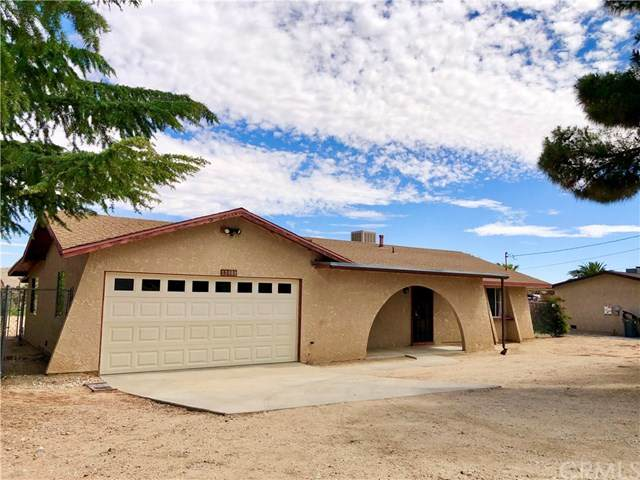 55988 Desert Gold Drive, Yucca Valley, CA 92284 (#302543415) :: Keller Williams - Triolo Realty Group