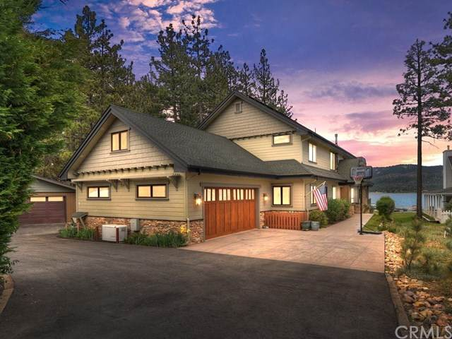40065 North Shore Drive, Fawnskin, CA 92333 (#302544881) :: Keller Williams - Triolo Realty Group