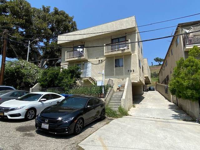 733 Bernard Street, Los Angeles, CA 90012 (#302545398) :: Whissel Realty
