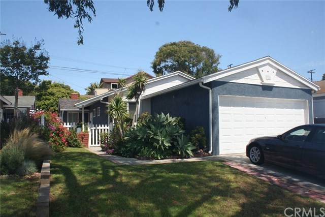 316 N Prospect Avenue, Redondo Beach, CA 90277 (#302546713) :: Keller Williams - Triolo Realty Group