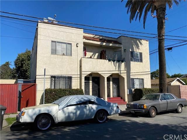 411 E Burnett Street, Long Beach, CA 90806 (#302547879) :: Whissel Realty