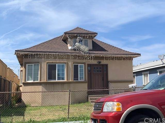 121 W 66th Street, Los Angeles, CA 90003 (#302548221) :: Farland Realty