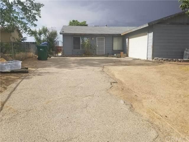 11013 Rome Beauty Drive, California City, CA 93505 (#302552136) :: Whissel Realty