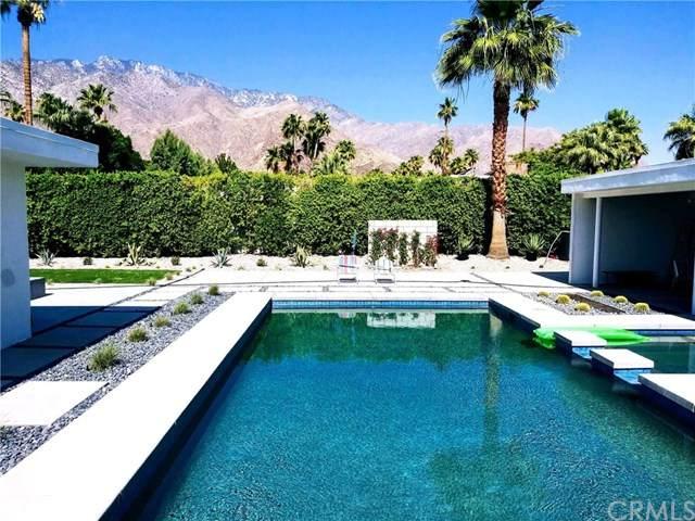 543 E Miraleste Court, Palm Springs, CA 92262 (#302554004) :: Compass