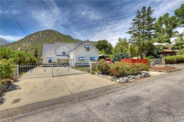 252 Valley Vista Dr. Drive, Lytle Creek, CA 92358 (#302556307) :: Whissel Realty