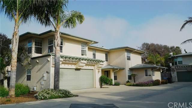 862 Rockaway Avenue, Grover beach, CA 93433 (#302556402) :: Whissel Realty