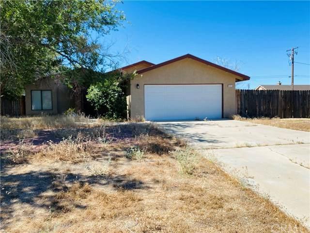 8612 Tamarack Avenue, California City, CA 93505 (#302559184) :: Whissel Realty