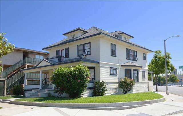 713 N Spurgeon Street, Santa Ana, CA 92701 (#302560512) :: Compass