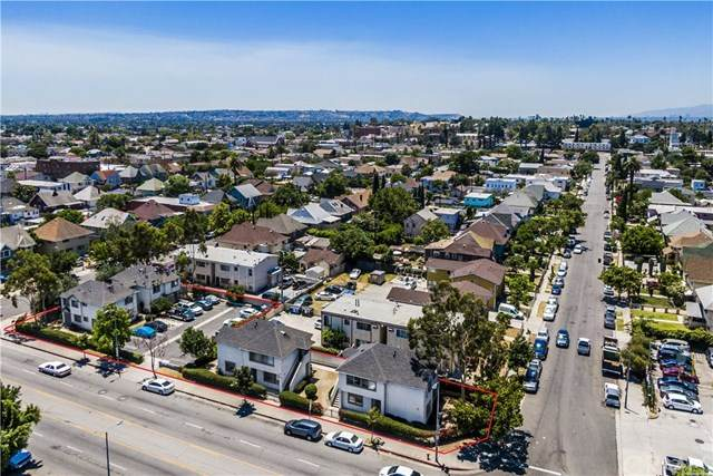 2307 S Normandie Avenue, Los Angeles, CA 90007 (#302562304) :: Whissel Realty