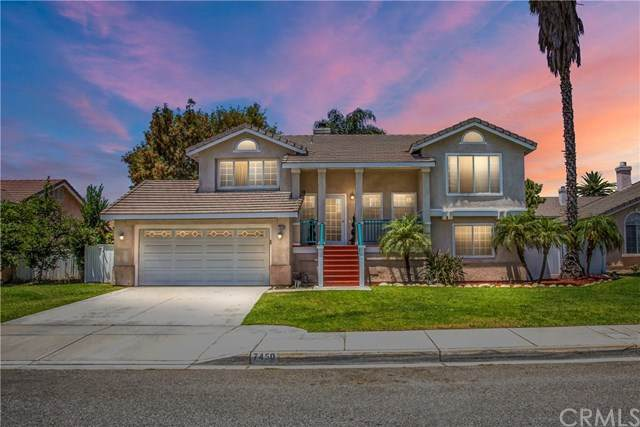 7450 Windrose Drive, Highland, CA 92346 (#302564514) :: Cay, Carly & Patrick | Keller Williams