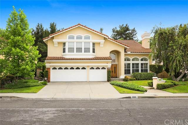 2323 Ridgeview Avenue, Rowland Heights, CA 91748 (#302565049) :: Whissel Realty