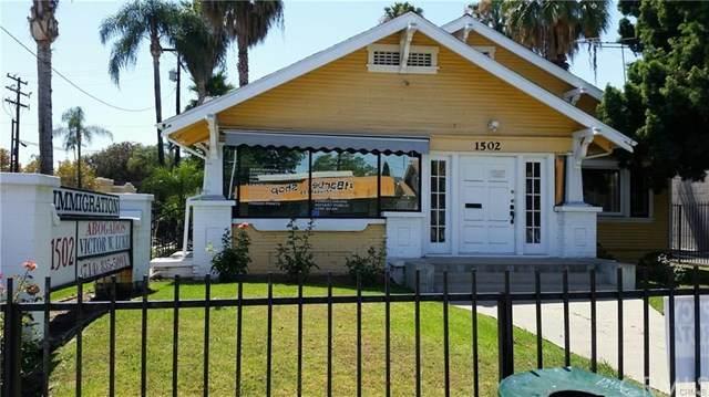 1502 N Main Street, Santa Ana, CA 92701 (#302566260) :: Compass