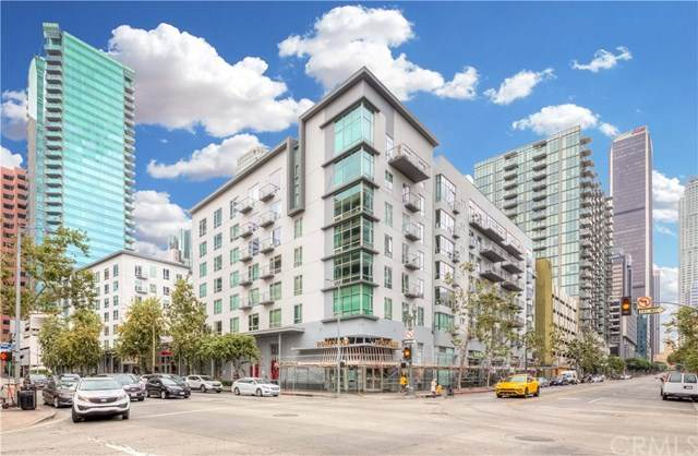 645 W 9th Street #610, Los Angeles, CA 90015 (#302566687) :: Compass
