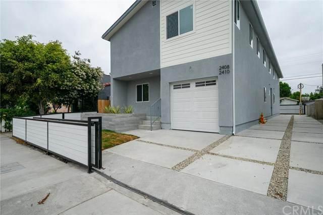 2408 S Redondo Boulevard, Los Angeles, CA 90016 (#302567276) :: Compass