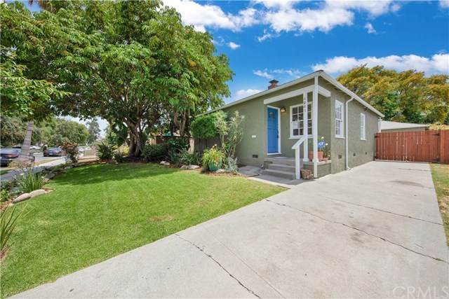 4941 Coolidge Avenue, Culver City, CA 90230 (#302570482) :: Whissel Realty
