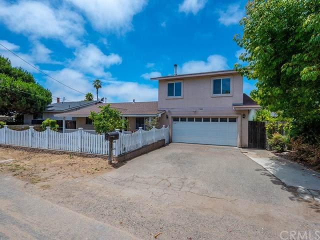 1348 19th Street, Oceano, CA 93445 (#302570543) :: Whissel Realty