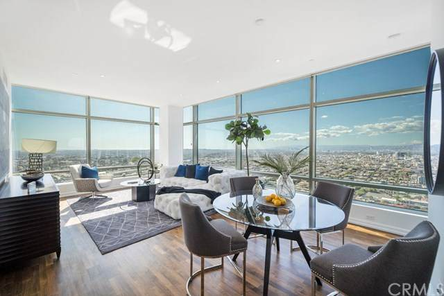 900 W Olympic Boulevard 39B, Los Angeles, CA 90015 (#302570738) :: Whissel Realty