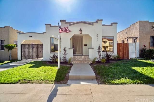 2921 Chesapeake Avenue, Los Angeles, CA 90016 (#302571357) :: Compass
