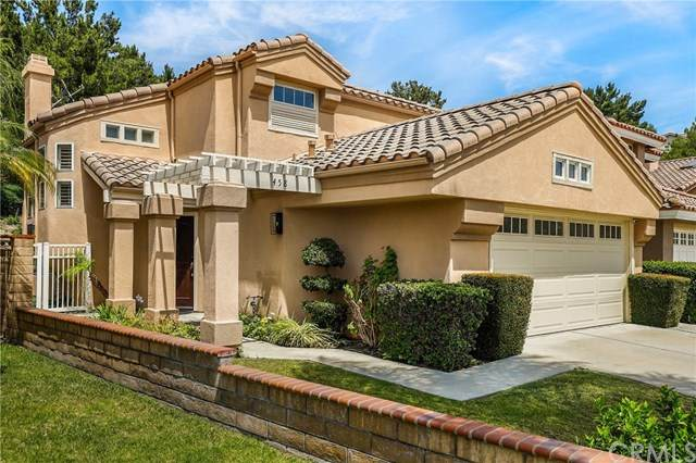 458 S Rosebud Court, Anaheim Hills, CA 92808 (#302573236) :: Compass