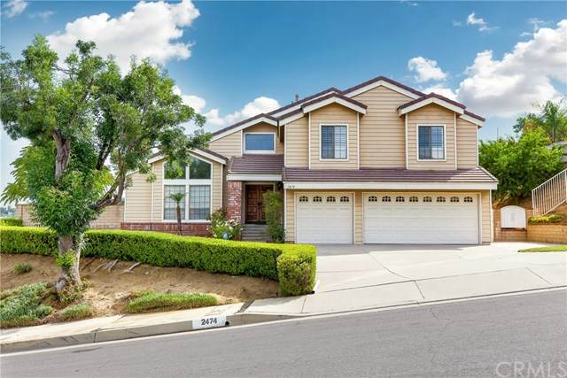 2474 Joel Drive, Rowland Heights, CA 91748 (#302575790) :: Whissel Realty