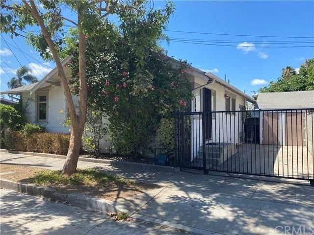 209 W Camile Street, Santa Ana, CA 92701 (#302576188) :: Compass