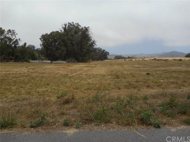 0 Chamisal, Arroyo Grande, CA 93420 (#302576361) :: Whissel Realty