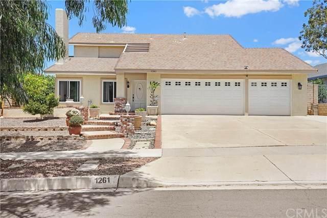 1261 Kingsdale Drive, Corona, CA 92880 (#302576778) :: COMPASS