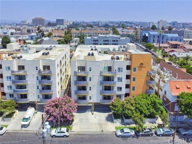 2311 W 10th Street #201, Los Angeles, CA 90006 (#302576816) :: Whissel Realty