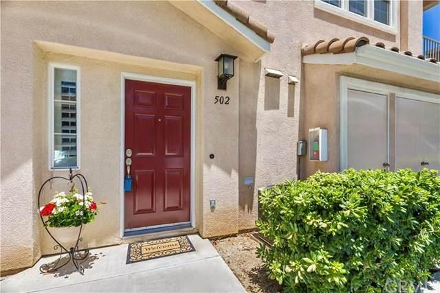 93 Kansas Street #502, Redlands, CA 92373 (#302576817) :: Cay, Carly & Patrick | Keller Williams
