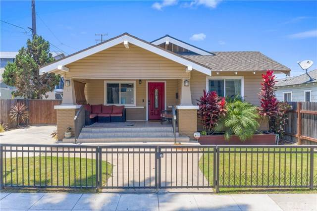 727 Gaviota Avenue, Long Beach, CA 90813 (#302576922) :: Whissel Realty