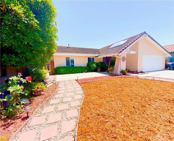 1381 Cavalier Lane, San Luis Obispo, CA 93405 (#302577099) :: Whissel Realty