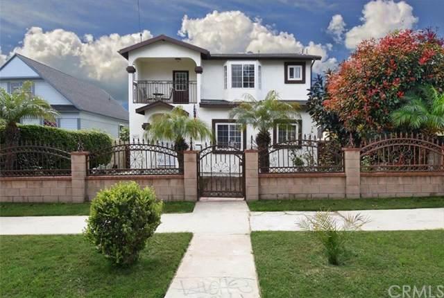 543 W Santa Cruz Street, San Pedro, CA 90731 (#302577308) :: Whissel Realty