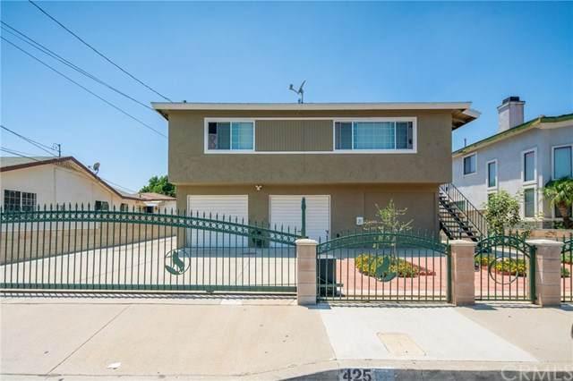 425 N Rural Drive, Monterey Park, CA 91755 (#302577497) :: Tony J. Molina Real Estate