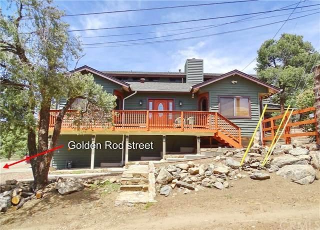 1841 Golden Rod, Big Bear, CA 92314 (#302577873) :: Whissel Realty