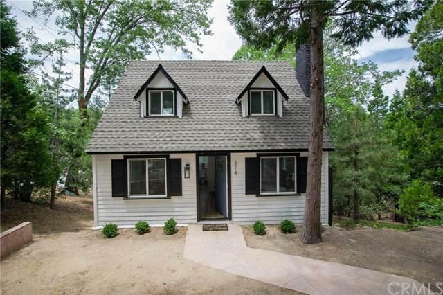 314 Old Mill Road, Lake Arrowhead, CA 92325 (#302577878) :: COMPASS