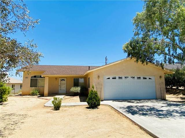 6781 Copper Mountain Road, 29 Palms, CA 92277 (#302578042) :: Keller Williams - Triolo Realty Group