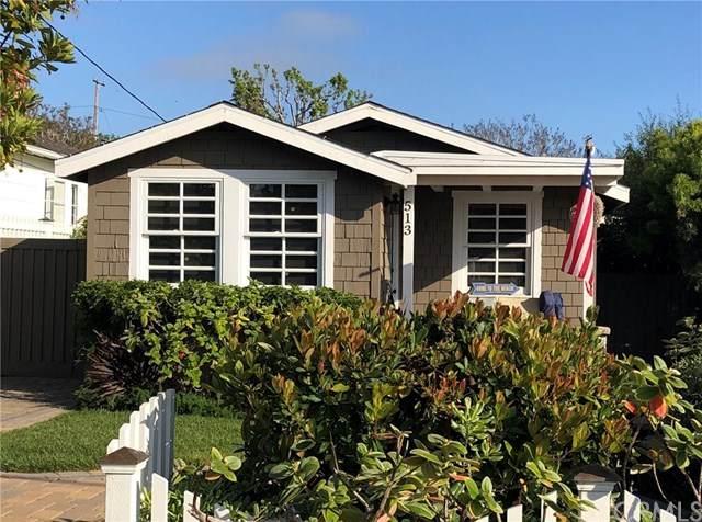 513 Oak Street, Laguna Beach, CA 92651 (#302579200) :: COMPASS